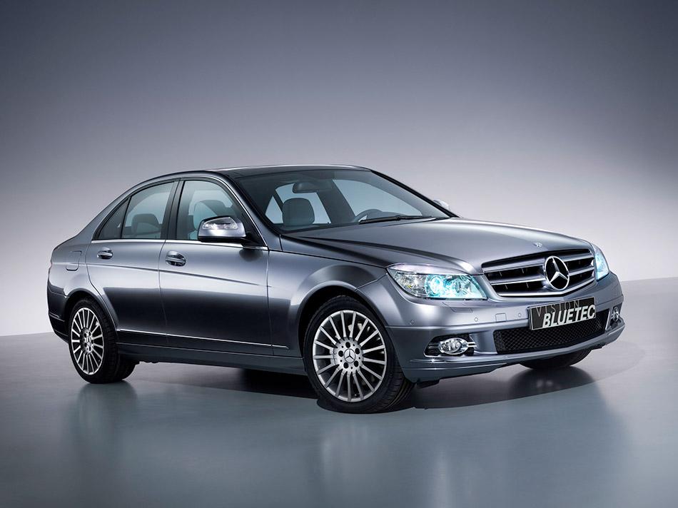2007 Mercedes-Benz Vision C 220 Bluetec Concept Front Angle