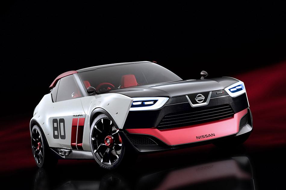 2015 Nissan IDx NISMO Concept Front Angle