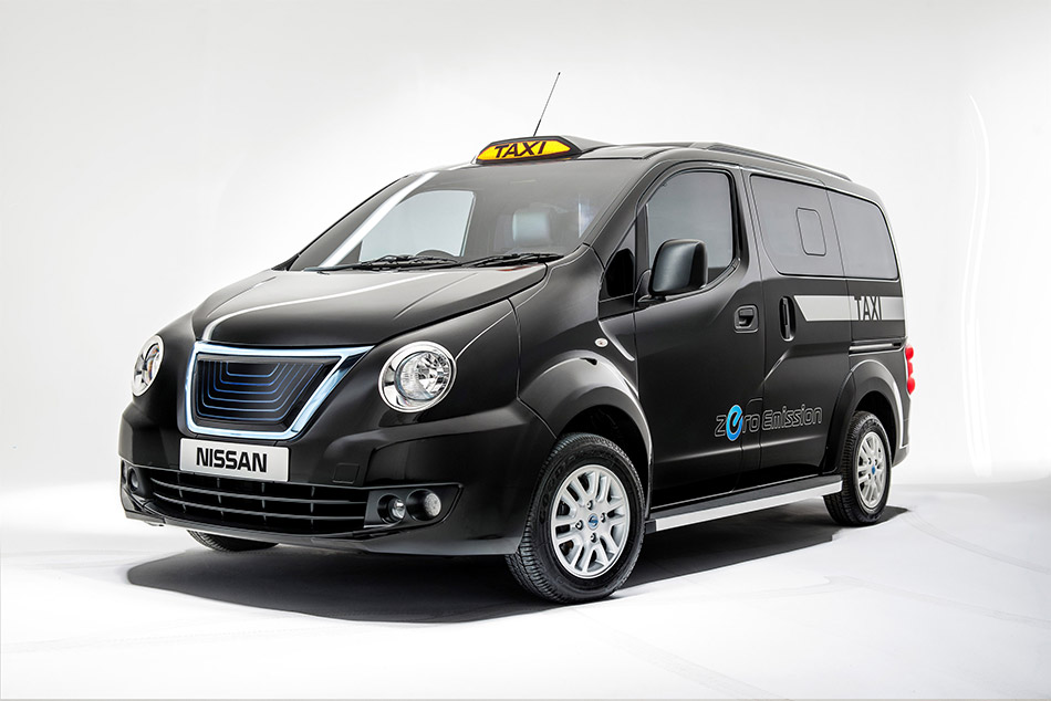 2014 Nissan Nv200 London Taxi Hd Pictures Carsinvasion