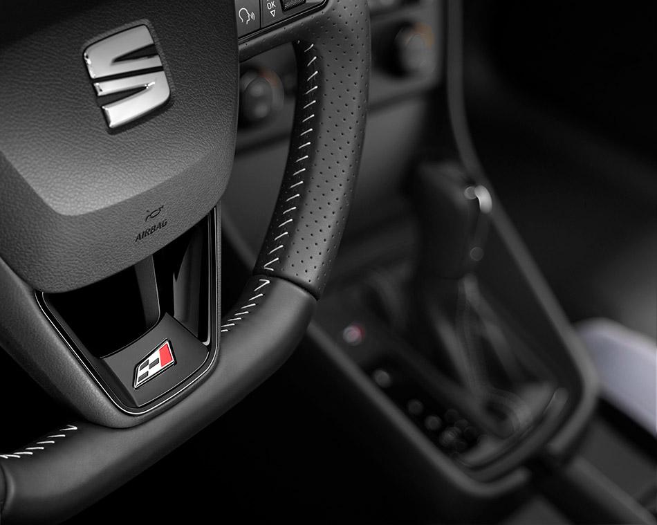 2014 Seat Leon Cupra Interior