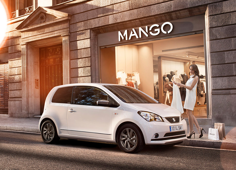2014 Seat Mii Mango Special Edition