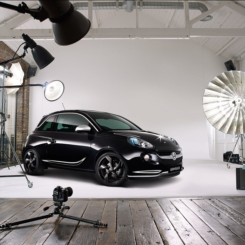 2014 Vauxhall ADAM Black Edition