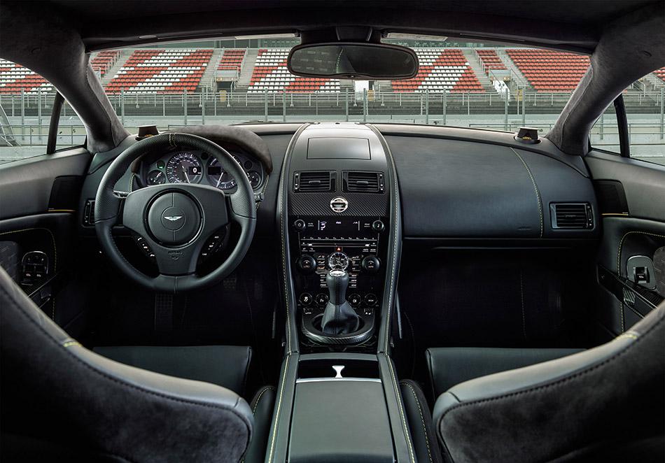 2014 Aston Martin V8 Vantage N430 Interior