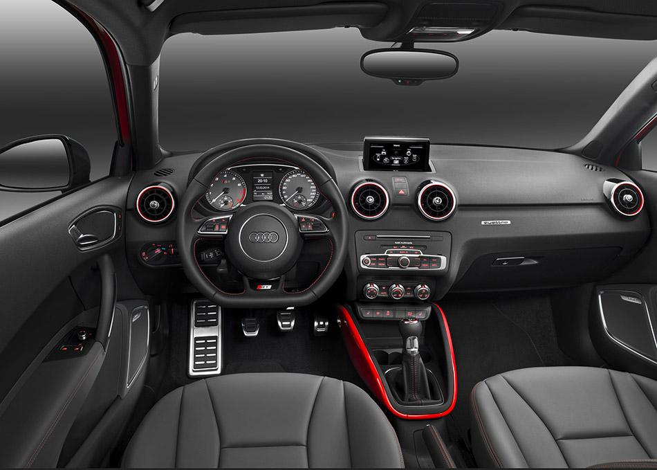 2015 Audi S1 Interior