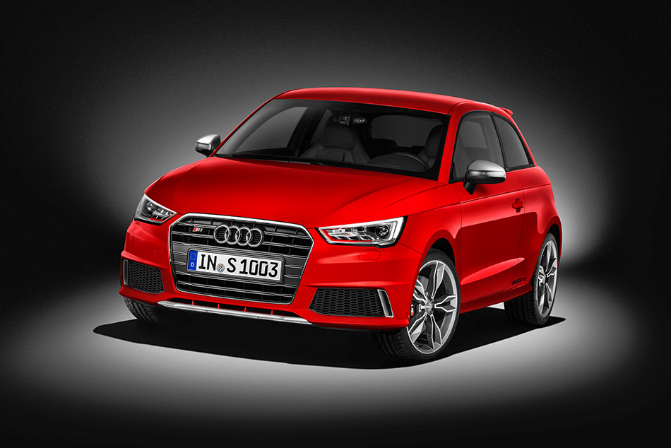 2015 Audi S1 Front Angle