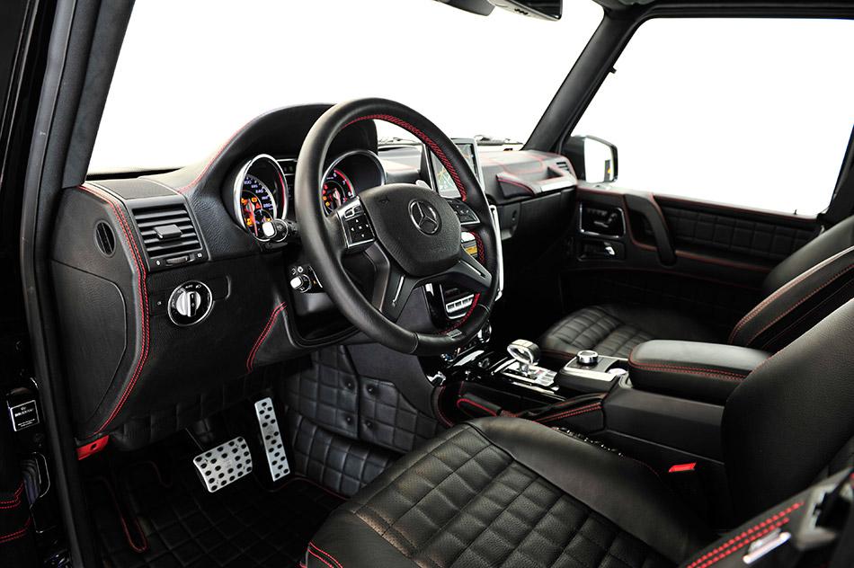 2014 BRABUS Mercedes-Benz G65 800 iBusiness Interior