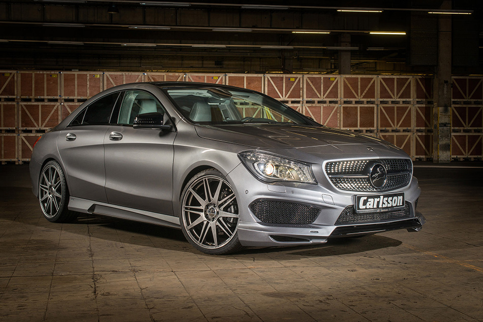 2014 Carlsson Mercedes-Benz CLA Front Angle