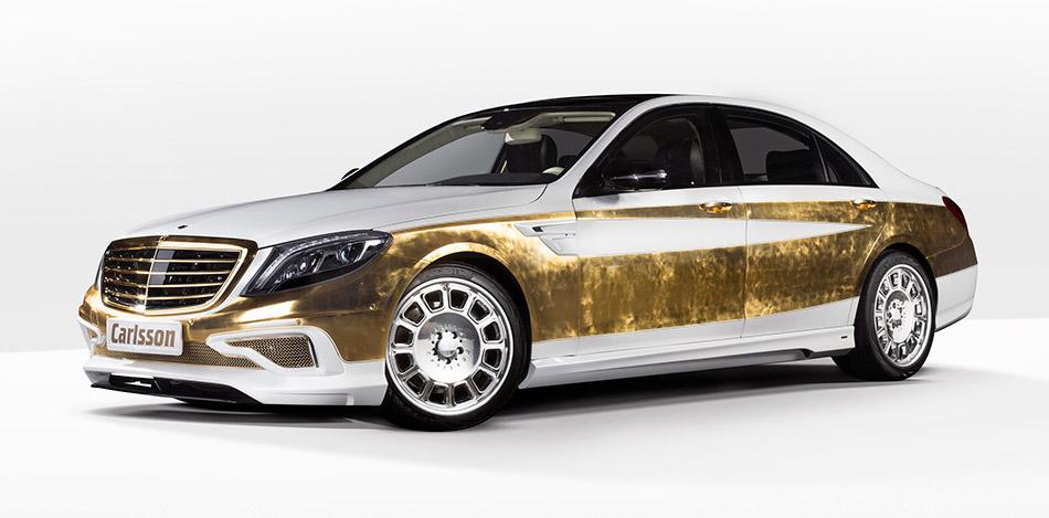 2014 Carlsson Mercedes-Benz S-Class CS50 Versailles Front Angle