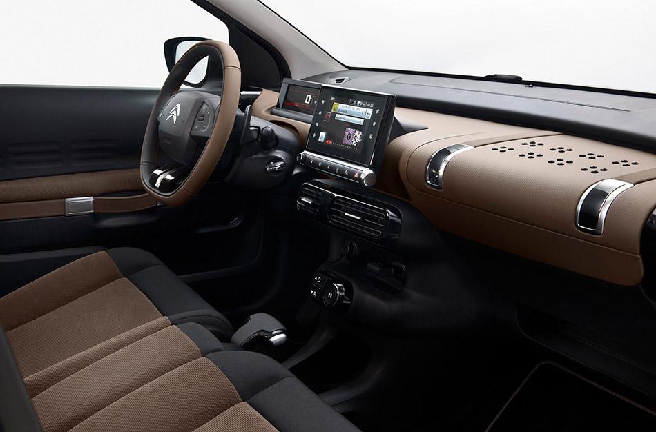 2015 Citroen C4 Cactus Interior