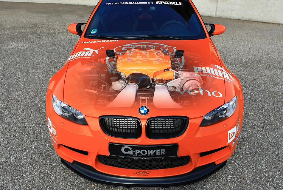 2013 G-POWER BMW M3 GTS