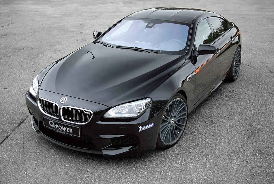 2013 G-POWER BMW M6 Gran Coupe