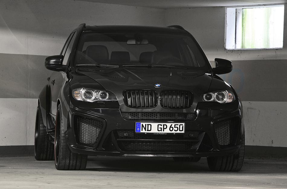 2011 G-POWER BMW X5 M Typhoon