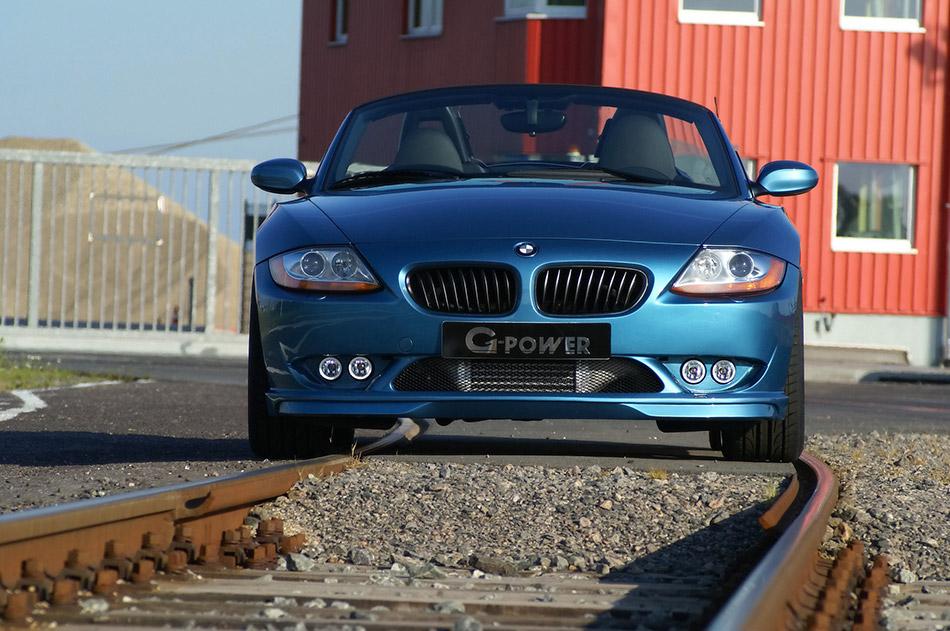 2009 G-POWER G4 BMW Z4