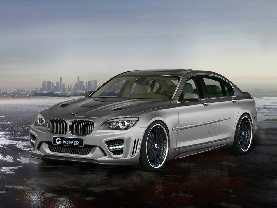 2010 G-Power BMW 760i Storm