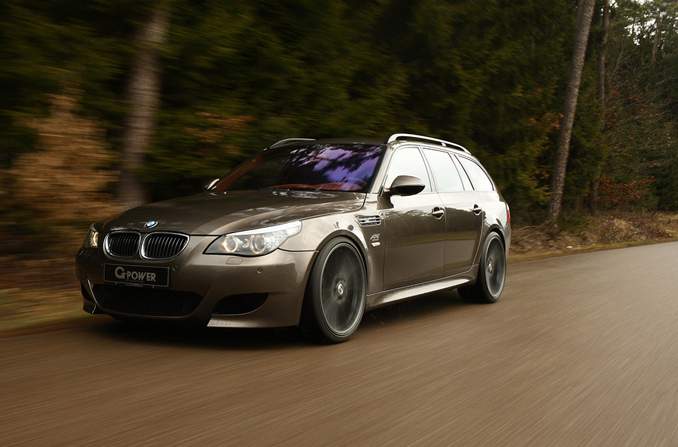 2011 G-Power BMW M5 E61 Hurricane RS Touring