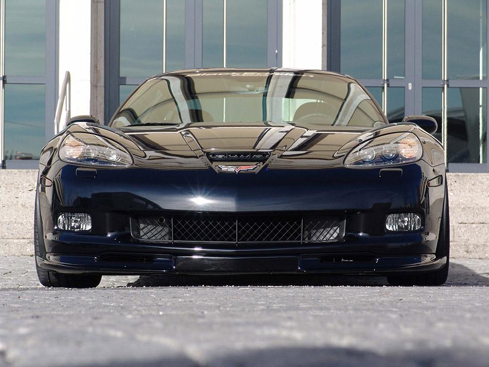2008 GeigerCars Chevrolet Corvette Z06 Black Edition