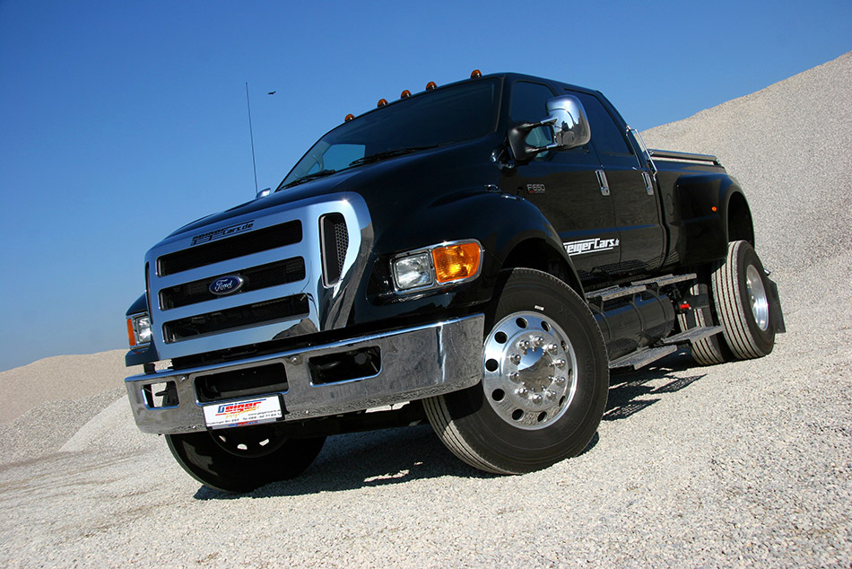 2008 GeigerCars Ford F-650