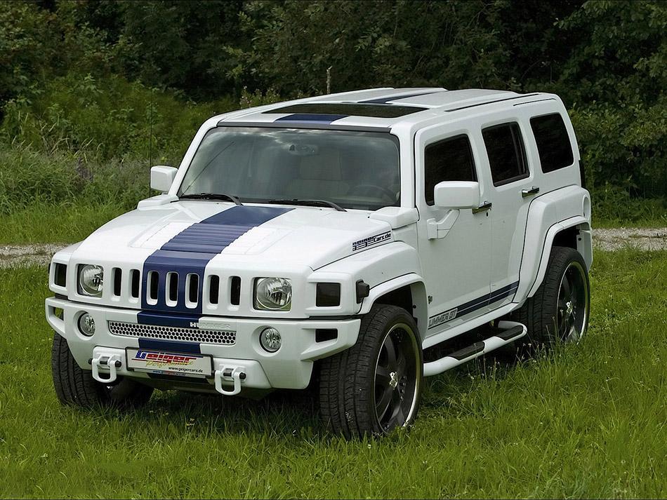 2008 GeigerCars Hummer H3 GT