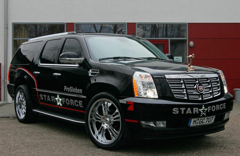 2007 GeigerCars Star Force Cadillac Escalade