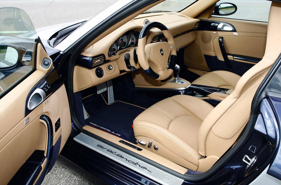 2008 Gemballa Avalanche 600 Porsche GT2 EVO Interior