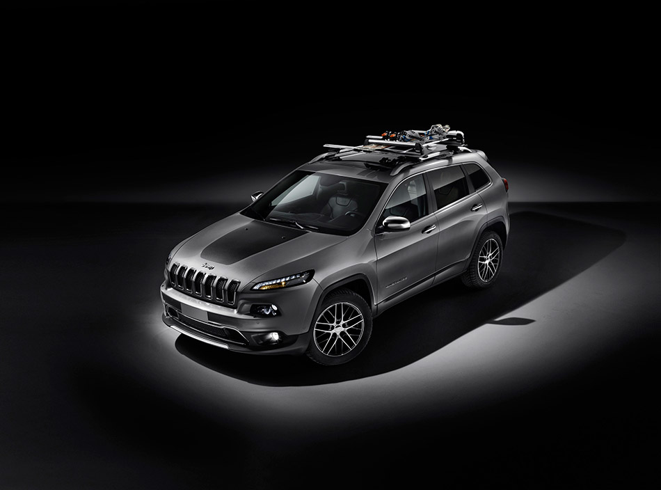 2014 Jeep Cherokee EU-Version Mopar
