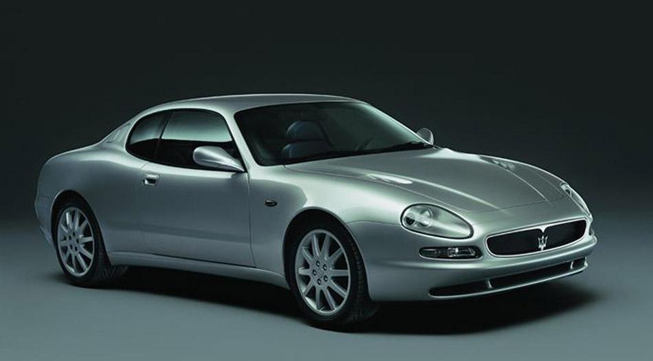 1998 Maserati 3200 GT Front Angle