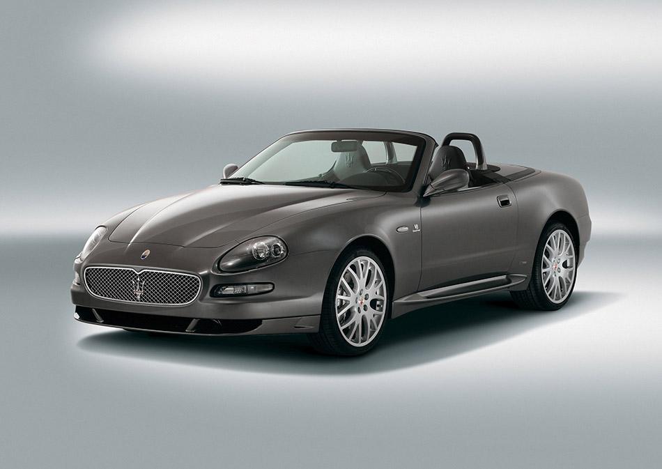 2006 Maserati GranSport Spyder Front Angle