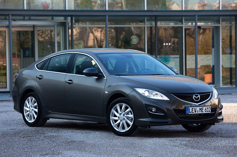 2011 Mazda 6 Front Angle
