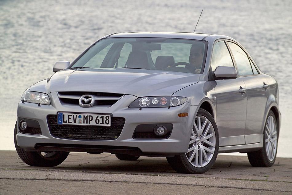 2006 Mazda 6 MPS Front Angle