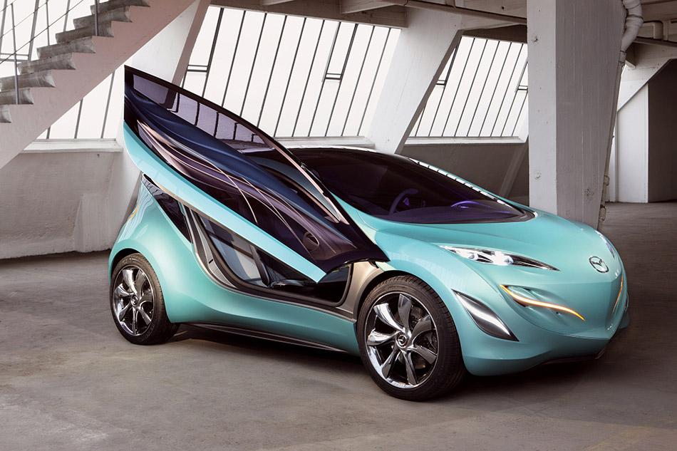 2008 Mazda Kiyora Concept Front Angle