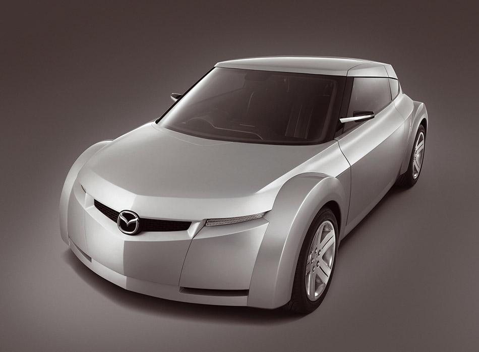 2003 Mazda Kusabi Concept Front Angle