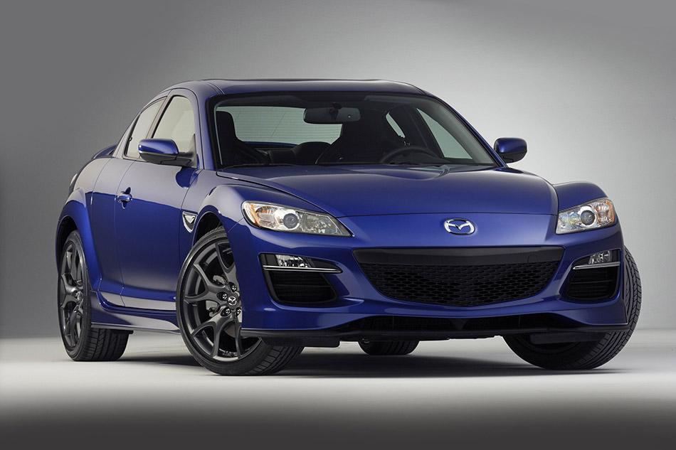 2009 Mazda RX-8 Front Angle