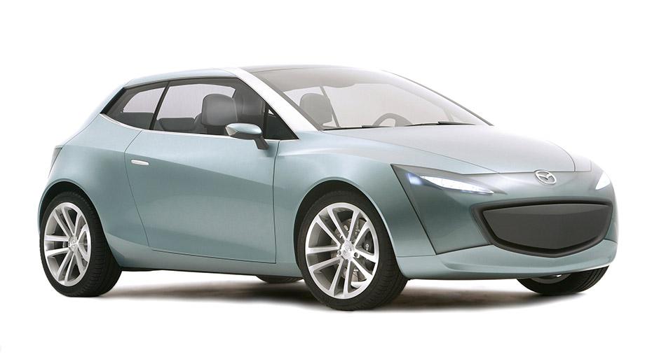 2005 Mazda Sassou Concept Hd Pictures Carsinvasion