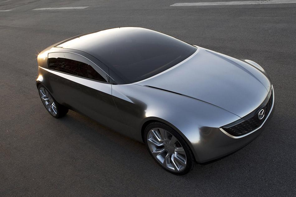2005 Mazda Senku Concept Hd Pictures Carsinvasion