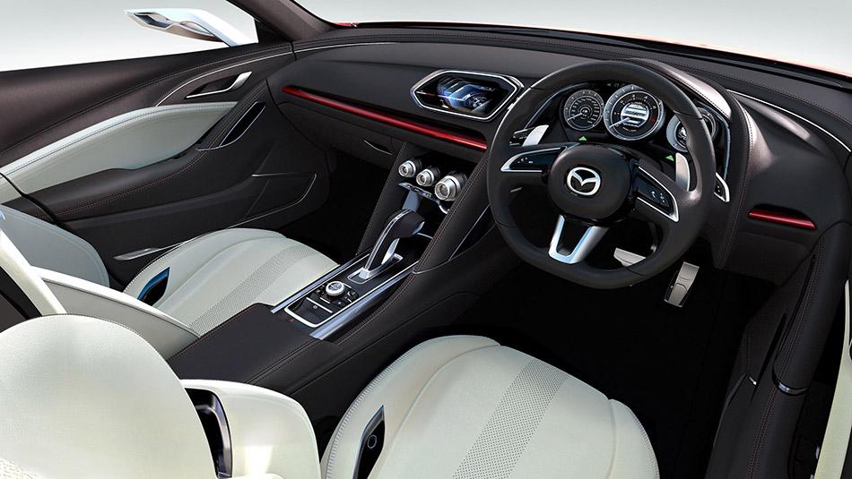 2011 Mazda Takeri Concept Interior