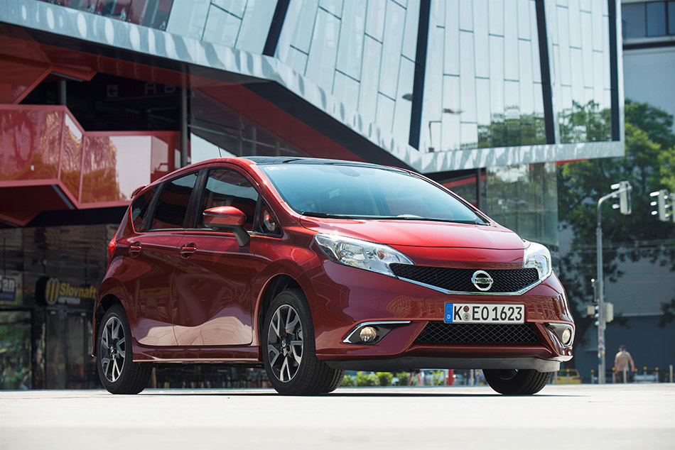 2014 Nissan Note DIG-S