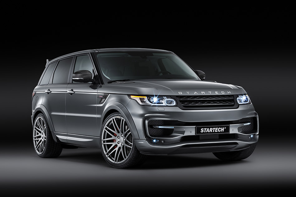 2014 Startech Widebody Range Rover Sport