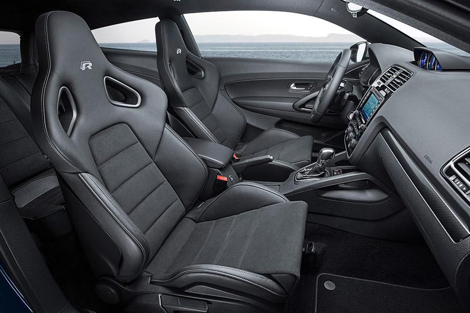 2015 Volkswagen Scirocco R Interior
