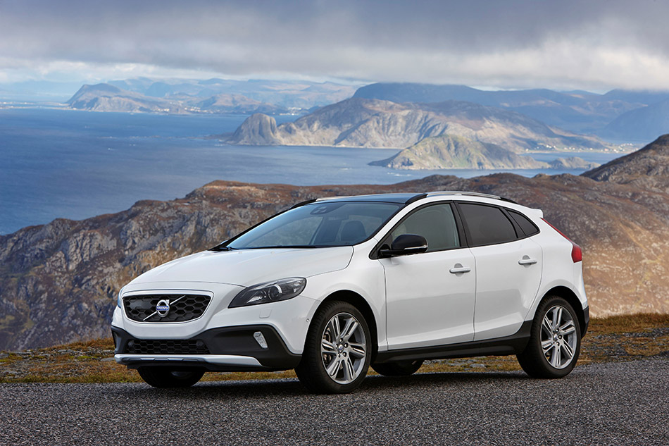 2014 Volvo V40 D4 Cross Country