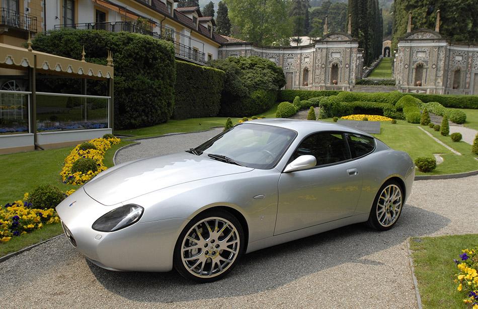 2007 Zagato Maserati GS Front Angle