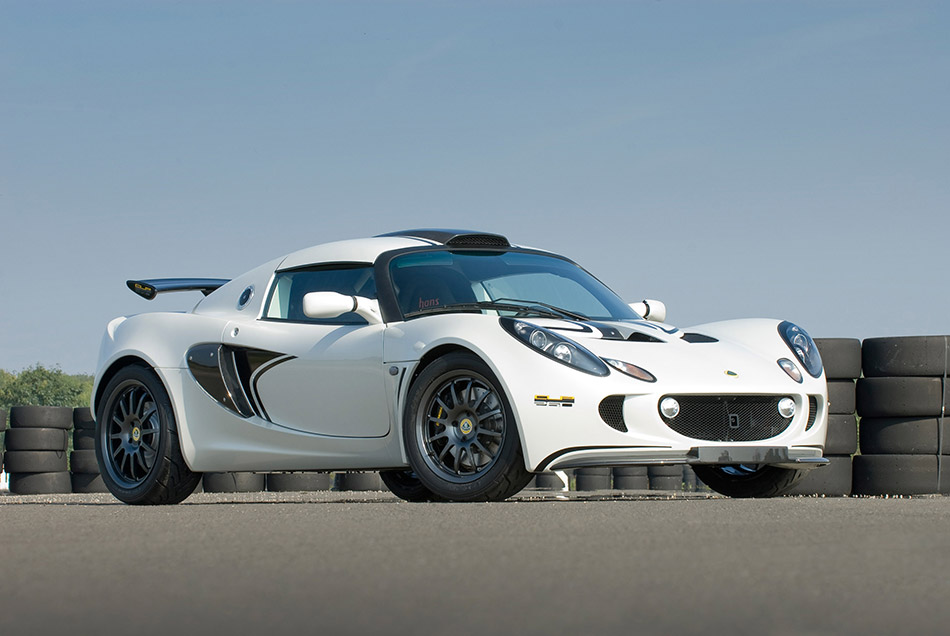 2009 Lotus Exige Cup 260 Front Angle