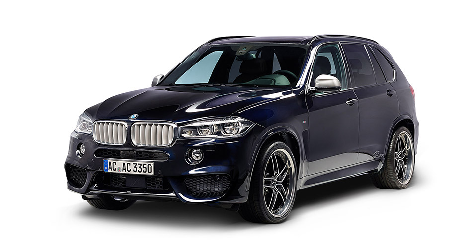 2014 AC Schnitzer BMW X5 Front Angle