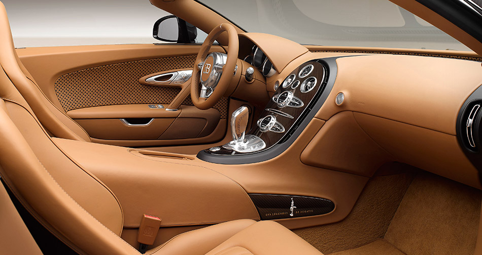 2014 Bugatti Veyron Grand Sport Vitesse Legend Rembrandt Bugatti Interior