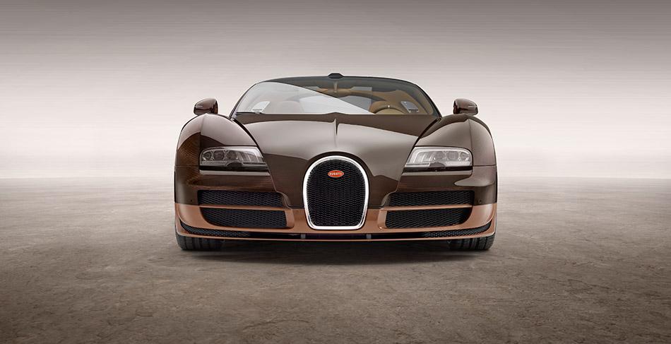 2014 Bugatti Veyron Grand Sport Vitesse Legend Rembrandt Bugatti