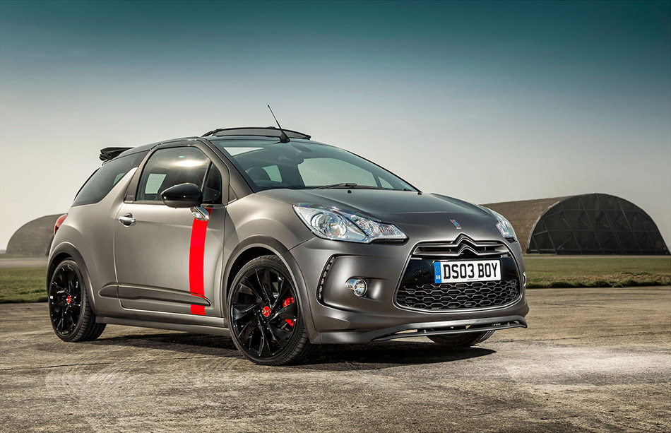 2014 Citroen DS3 Cabrio Racing Ultra Limited Edition