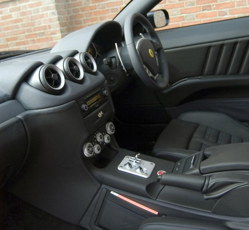 2006 Ferrari 612 Carrozzeria Scaglietti Interior