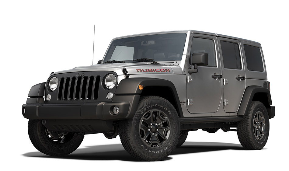 2014 Jeep Wrangler Rubicon X Package Front Angle