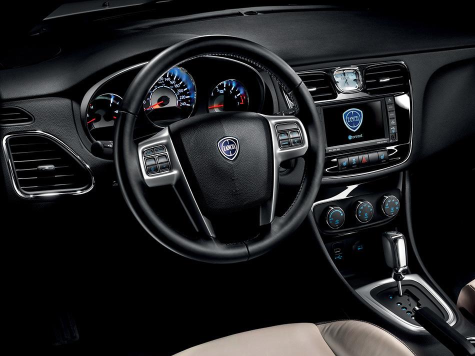 2013 Lancia Flavia Interior