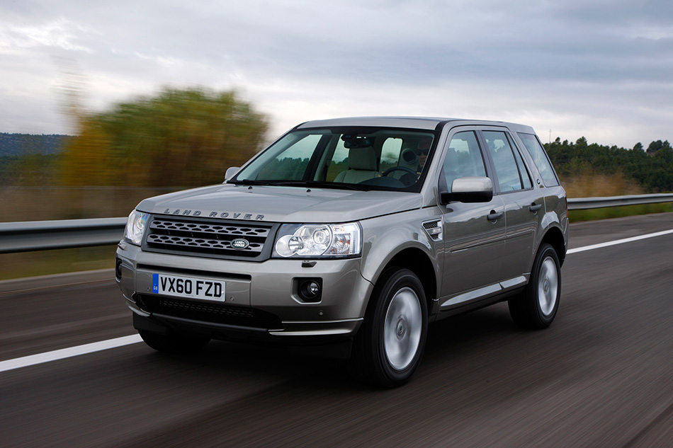 2011 Land Rover Freelander 2 Hd Pictures Carsinvasion