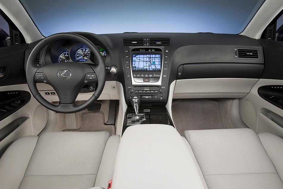2009 Lexus GS 350 Interior